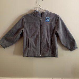 Gymboree Boys Zip Front Fleece Jacket